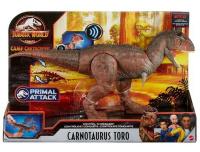 Mattel Jurassic World Animation Carnotaurus Toro