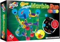 Jumbo 1004675 Galt - Glow Super Marble Run Kugelbahn