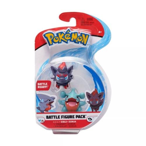 Pokemon Battle Figure Pack Kaumalat und Zorua