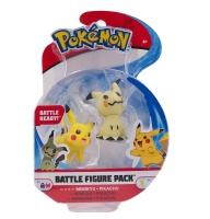 Pokemon Battle Figure Pack Mimigma und Pikachu