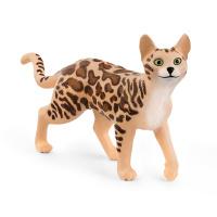 Schleich 13918 Farm World Bengal Katze