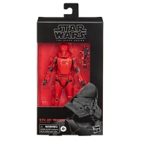 Hasbro Star Wars The Black Series Actionfigur Sith Jet...