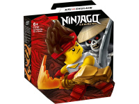 LEGO® 71730 NINJAGO Battle Set: Kai vs. Skulkin