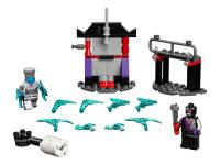 LEGO® 71731 NINJAGO Battle Set: Zane vs. Nindroid