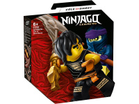 LEGO® 71733 NINJAGO Battle Set: Cole vs. Geisterkämpfer