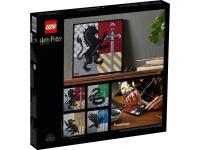 LEGO® 31201 ART Harry Potter Hogwarts Wappen