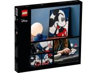LEGO® 31202 ART Disneys Mickey Mouse