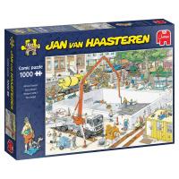 Jumbo 20037 Jan van Haasteren – Fast fertig? 1000...