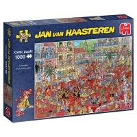 Jumbo 20043 Jan van Haasteren - La Tomatina - Die...