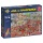 Jumbo 20043 Jan van Haasteren - La Tomatina - Die Tomatenschlacht 1000 Teile Puzzle