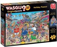 Jumbo 25004 Wasgij Original 37 - Holiday Fiasco! 1000...