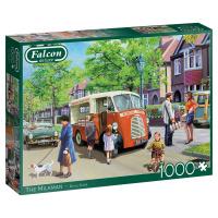 Jumbo 11324 Falcon - The Milkman 1000 Teile Puzzle