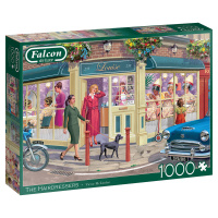 Jumbo 11323 Falcon - The Hairdressers 1000 Teile Puzzle
