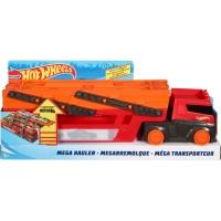 Mattel GWT37 Hot Wheels Mega Hauler Truck Rot