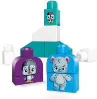 Mattel GPT77 Mega Bloks Polarfreunde