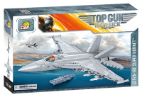 COBI 5804 Top Gun F/A-18E Super Hornet 555 Teile Bausatz