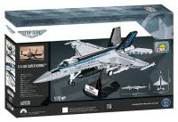 COBI 5805 Top Gun F/A-18E Super Hornet LTD 570 Teile Bausatz