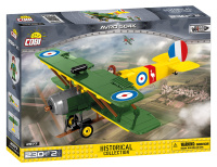 COBI 2977 HC Great War Avro 504K - 230 Teile Bausatz