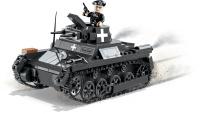 COBI 2534 HC WWII Panzer I Ausf. A 330 Teile Bausatz