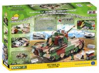 COBI 2540 HC WWII Panzerkampfwagen VI Ausf.B...