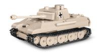 COBI 2704 HC WWII Panzerkampfwagen V Panther 294 Teile Bausatz