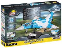 COBI 5801 Armed Forces Mirage 2000-5 - 400 Teile Bausatz