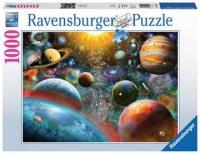 Ravensburger 19858 Planeten 1000 Teile Puzzle