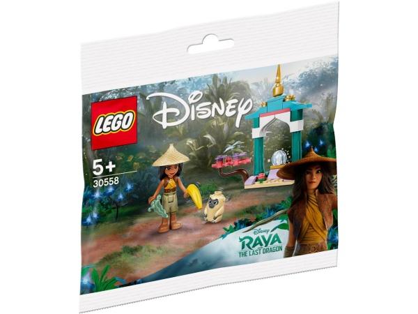 LEGO® 30558 Disney Princess Raya Raya und der Ongi auf Abenteuer in den Heart Lands Polybag