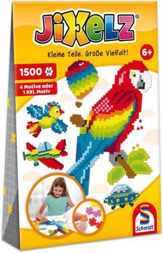 Schmidt 46138 Jixelz - Alles was fliegt 1500 Teile