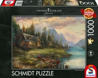 Schmidt Spiele 59918 Kinkade Ausflug am Vatertag 1000...