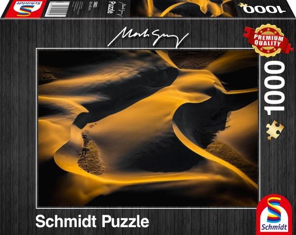 Schmidt Spiele 59923 Mark Grey Feldzeichnung 1000 Teile Puzzle