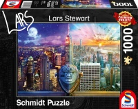 Schmidt Spiele 59905 New York Night and Day 1000 Teile...