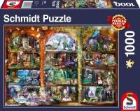 Schmidt Spiele 58965 Märchen Zauber 1000 Teile Puzzle