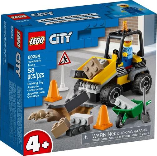 LEGO® 60284 City Baustellen-LKW