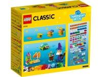 LEGO® 11013 Classic Kreativ-Bauset mit durchsichtigen Steinen