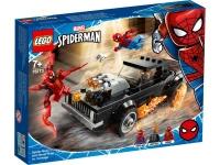 LEGO® 76173 Marvel Super Heroes Spider-Man und Ghost...