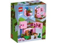 LEGO® 21170 Minecraft Das Schweinehaus