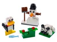 LEGO® 11012 Classic Kreativ-Bauset mit weißen Steinen