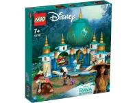 LEGO® 43181 Disney Princess Raya und der Herzpalast