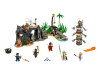 LEGO® 71747 NINJAGO Das Dorf der Wächter