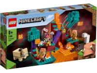 LEGO® 21168 Minecraft™ Der Wirrwald