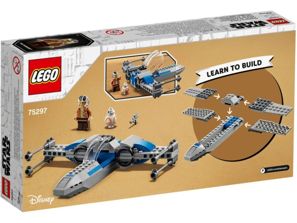 LEGO® 75297 Star Wars™ Resistance X-Wing™