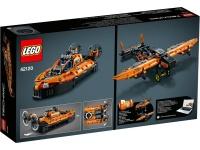 LEGO® 42120 Technic Luftkissenboot für Rettungseinsätze