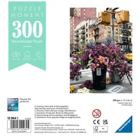 Ravensburger 12964 Flowers in New York 300 Teile Puzzle