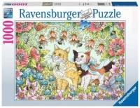 Ravensburger 16731 Kätzchenfreundschaft 1000 Teile...