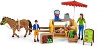 Schleich 42528 Farm World Mobiler Farm Stand