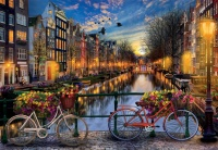 Educa 17127 Amsterdam 2000 Teile Puzzle