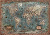 Educa 18017 Antike Weltkarte 8000 Teile Puzzle