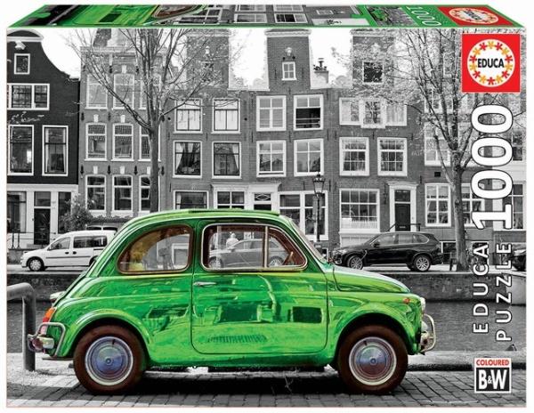 Educa 18000 Auto in Amsterdam 1000 Teile Puzzle