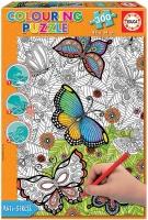 Educa 17089 Colouring Puzzle Wild & Free 300 Teile...